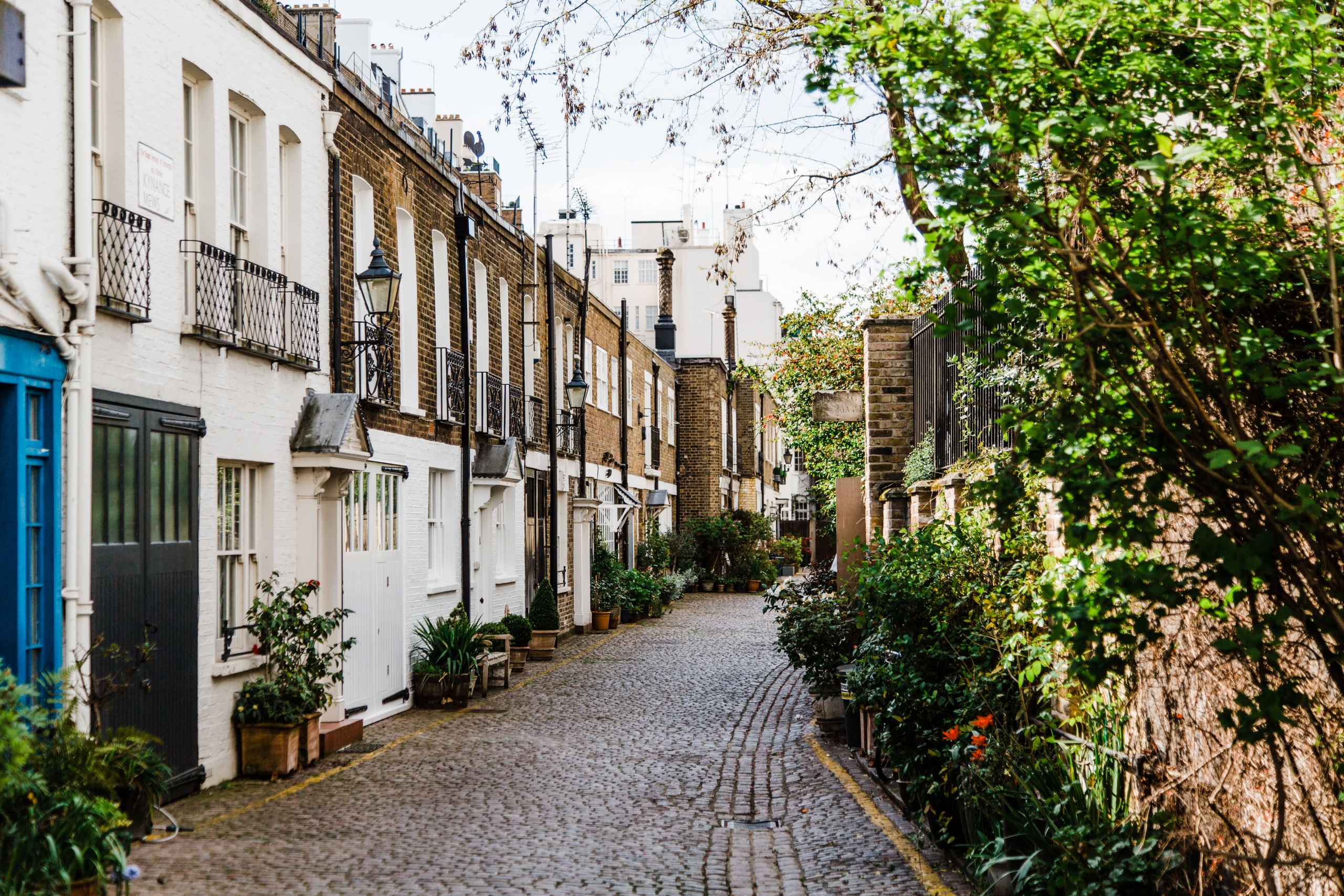 5 reasons why you should invest in the UK property market
